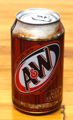 A&W ROOT BEER ルートビア 355ml×24本