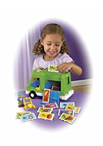 41IKIV8ZI4L. SY300  Reviews Fisher Price Little People Sing n Learn Vehicle Assortment