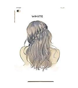 EPICCASE Beautiful hair Mobile Back Case Cover For Apple Ipad 6 (Designer Case)