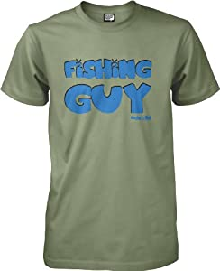Angler's Mail - Fishing Guy - Officially Licensed T-shirt by wantAtshirt S to 2XL
