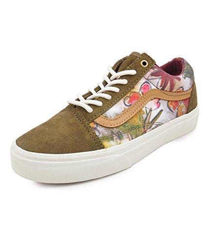 Vans Unisex Old Skool Reissue Ca Camo Floral Sneakers