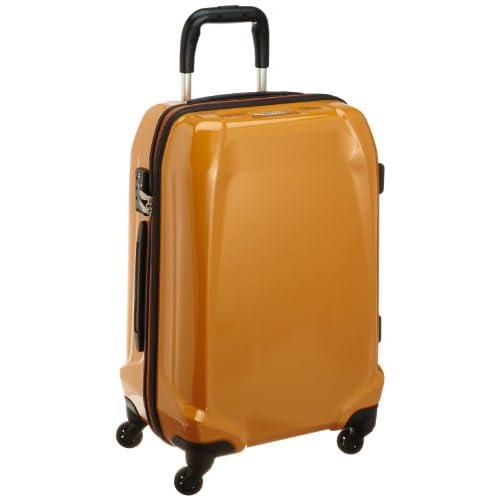 [プロテカ] ProtecA フリーウォーカー スーツケース 58cm・53リットル・3.4kg・ストッパー付 02442 08 (オレンジ)