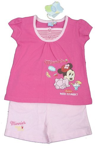 Minnie Mouse Baby Girls 2 Piece Set