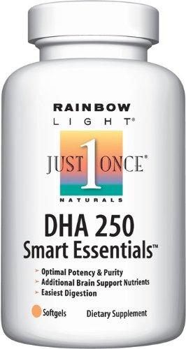 Rainbow Light DHA 250 Smart Essentials, 60 Softgels