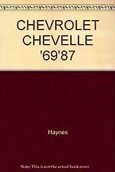 CHEVROLET CHEVELLE '69'87