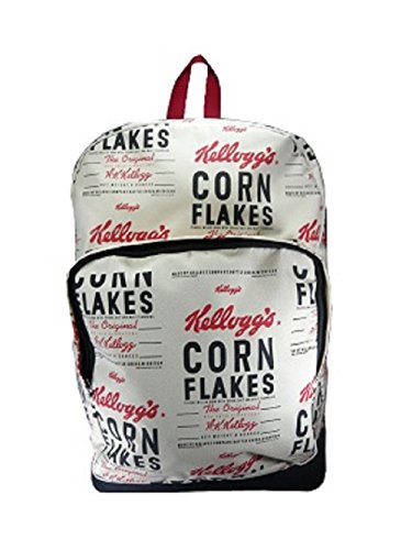 Kelloggs Corn Flakes Retro Back Pack, Ruck Sack. Officially licensed product. Cool retro design