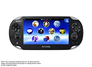 PlayStation Vita(プレイステーション ヴィータ) Wi‐Fiモデル(仮称)