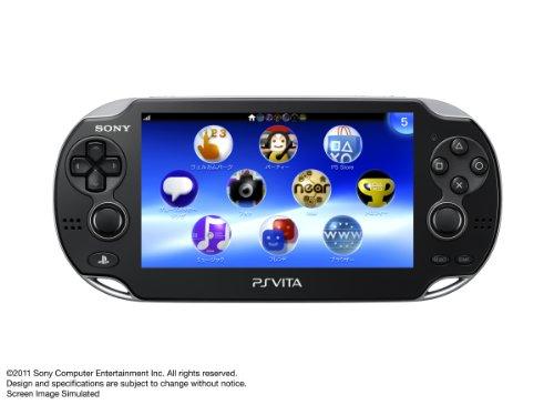 PlayStation Vita(プレイステーション ヴィータ) Wi‐Fiモデル