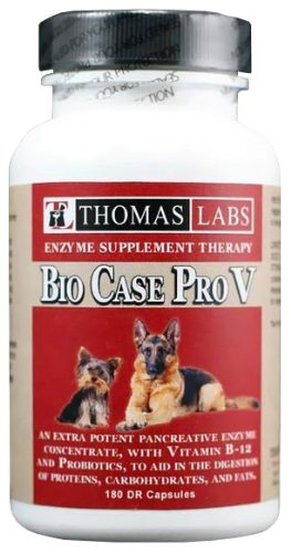 Thomas Labs Bio Case Pro V, Capsules, 180Ct
