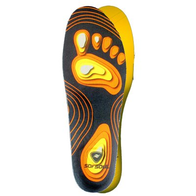 Sof Sole Fit High Arch Insoles W 7-8 front-562262