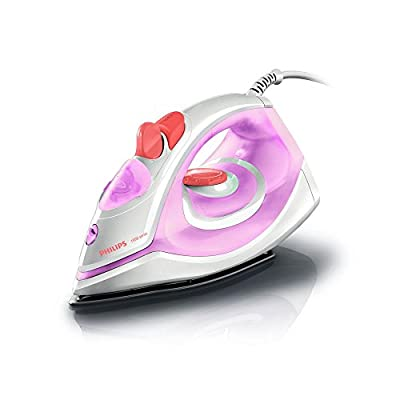 Philips GC1920 1440-Watt Nonstick Soleplate Steam Iron with Spray and Coating