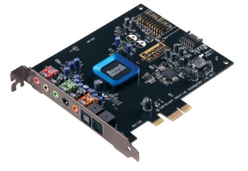 Creative SB Recon3D PCI-E Soundcard