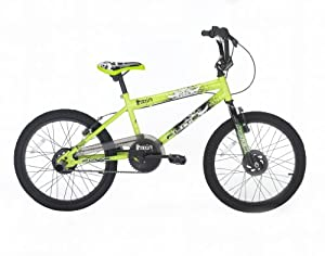 Flite Panic BMX Bike - Green (20 inches)