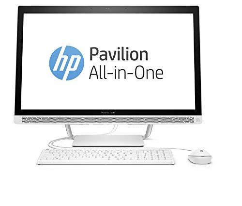 "HP Pavilion 27-a150ng 2.2GHz i5-6400T 27"" 1920 x 1080Pixel Bianco"