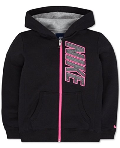 Nike Toddler Girls Logo Hooded Sweatshirt 2T