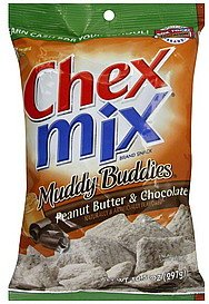 General Mills Chex Snack Mix, Muddy Buddies Peanut Butter and Chocolate, 10.5-ounce bag (Chex Mix Chocolate Peanut Butter compare prices)