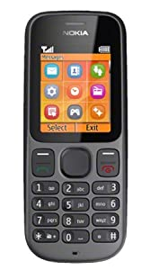 Nokia 100 on O2 Pay As You Go with £10 airtime credit