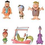 The Flintstones 2-Inch Collector Mini-Figure 6-Pack