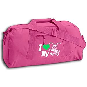 Cricut Expression Compatible Tote Bag, Hot Pink