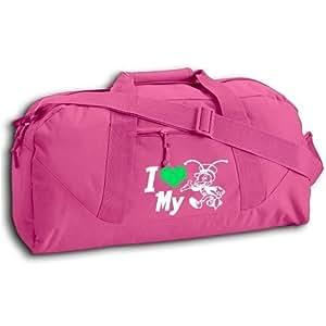 Cricut Expression Compatible Tote Bag, Hot Pink
