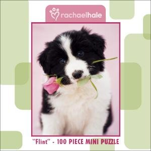 100 Piece Rachel Hale Animal Mini Puzzle - Flint