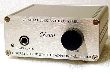 Graham Slee Novo Headphone Amplifier Black Friday & Cyber Monday 2014