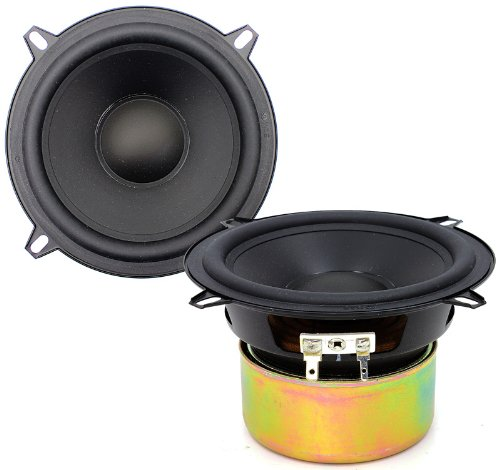"Hp5-M114B - Focal 5.25"" Midwoofer Speaker (Pair)"