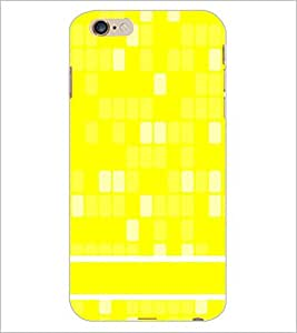 PrintDhaba Pattern D-1234 Back Case Cover for APPLE IPHONE 6S (Multi-Coloured)