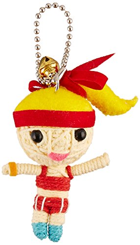 Watchover Voodoo Marathon Doll, One Color, One Size