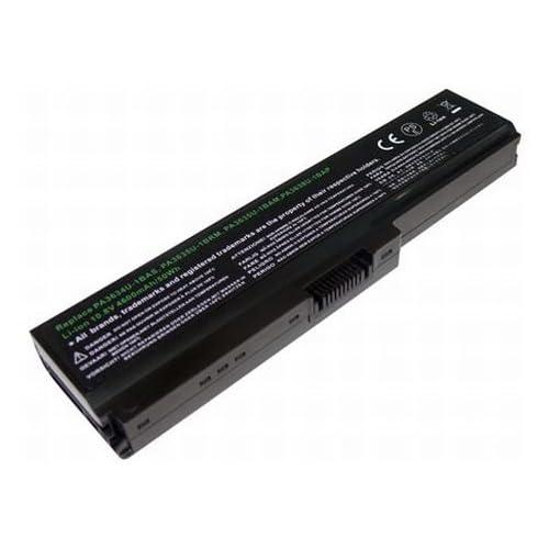 PowerSmart 【松下6セル】東芝/TOSHIBA Satellite Pro C660 シリーズ、PA3816U-1BRS、PA3817U-1BAS、PA3817U-1BRS、PA3818U-1BRS、PABAS117、PABAS178、PABAS201、PABAS227、PABAS228、PABAS229対応 互換 ノートパソコン バッテリー 充電池