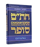 img - for Chasam Sofer on Torah - Vayikra book / textbook / text book