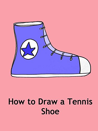How to Draw a Tennis Shoe