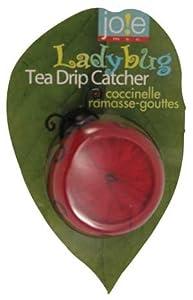 Lady Bug Tea Drip Catcher