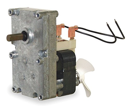 Dayton Ac Parallel Shaft Gear Motor 6 Rpm 1/85Hp 115 Volts 60Hz. ( 6Z907) Model 1Lnf8
