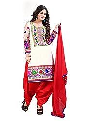 Navabi Export Woman's Drees Material(jalpari_135)