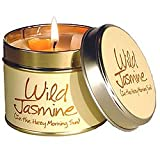 Lily Flame Scented Candle Tin - Wild Jasmine