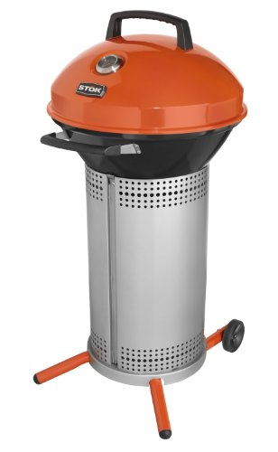 Stok SCC0140MX Tower Charcoal Grill