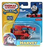 Thomas and Friends Take-N-Play Harvey Engine