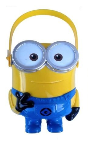 Despicable Me MINIONS Party Bucket Easter Basket Centrepiece Birthday Decor NEW