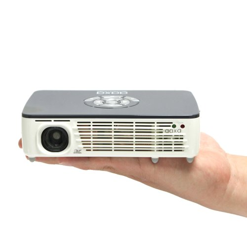 P450 dlp pico 450 lumens with wxga fatsani lex for Dlp pico projector price