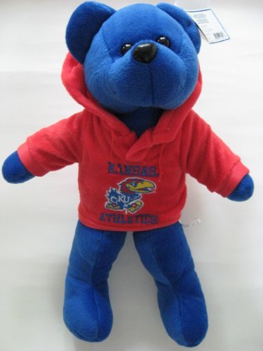 41IL0nv6ltL Reviews KANSAS JAYHAWKS TEDDY BEAR