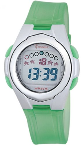 30M Water-Proof Digital Boys Girls Sport Watch With Alarm Stopwatch Chronograph Mr-T8517-7