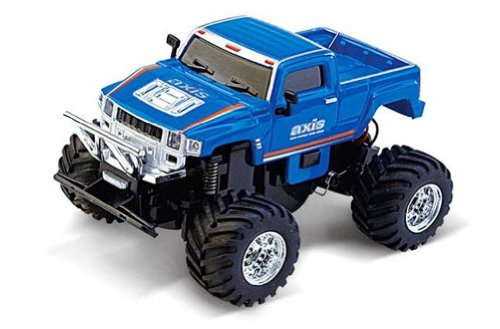 Mini Hummer Cross Country Electric Rc Remote Control Car Suvs 1:58 Rtch01L