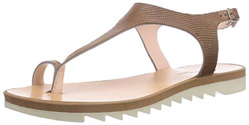 Tosca Blu Shoes GALATEA, Infradito donna, Bianco (Weiß (BIANCO C00)), 37