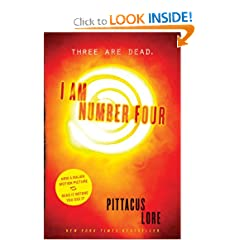 I Am Number Four - Lorien Legacies 1 by Pittacus Lore (reseed)