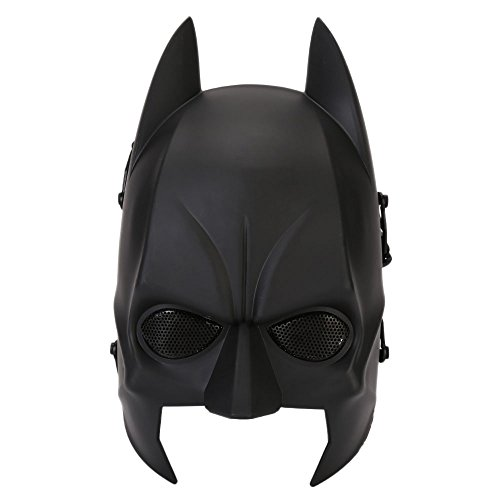 Topa Cosplay Batman Mask Halloween Masquerade Carnival Party Costume Face Mask