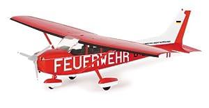 Herpa C182 Feuerwehr Flugdienst (FIRE Dept Air SERVICE) 1/87