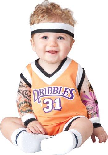Image - InCharacter Baby's Double Dribble Basketball Player Costume
