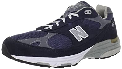 "New Balance 993 ""Air Force Edition"" Mens Running Shoes [MR993AF] Navy/Grey Mens Shoes MR993AF-11.5EE"