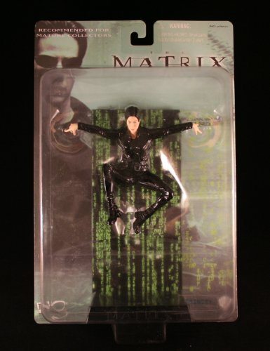 TRINITY Action Figure & Accessories from the film THE MATRIX
